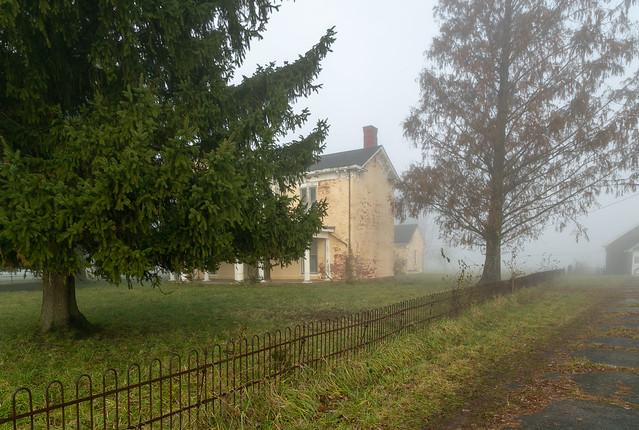Elias Vanniman House — Richland Township, Clinton County, Ohio