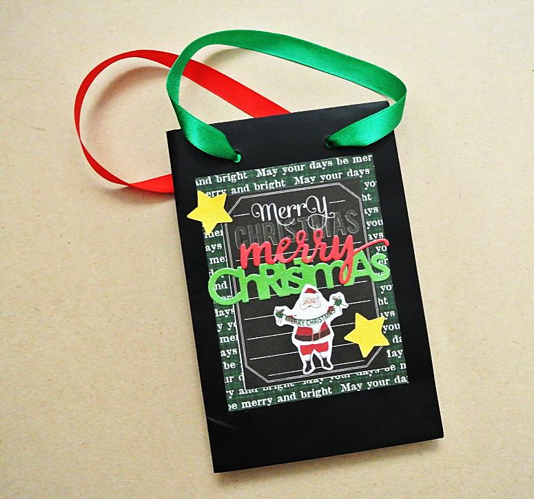 A-superquick-Christmas-gift-bag