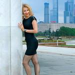 Svetlana: beauty in the city