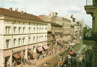 Poland - Bydgoszcz (1 Maja  Avenue)