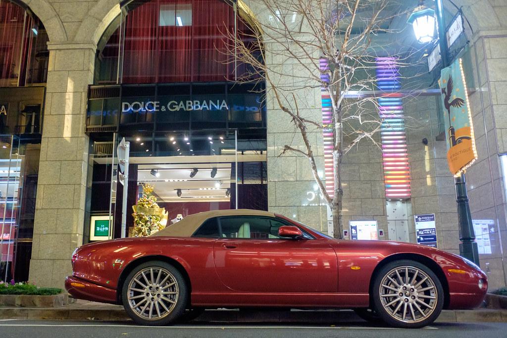 Jaguar XKR 2018/12/12 X7001310