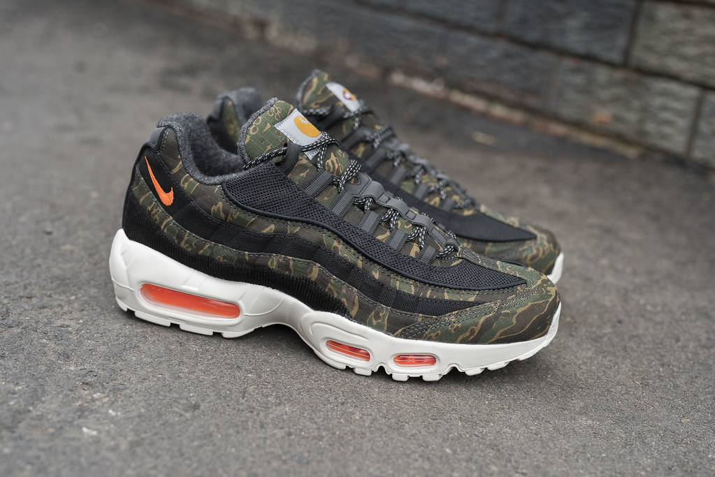 super popular a3206 28256 Nike X Carhartt Air Max 95 | Cameron Oates | Flickr