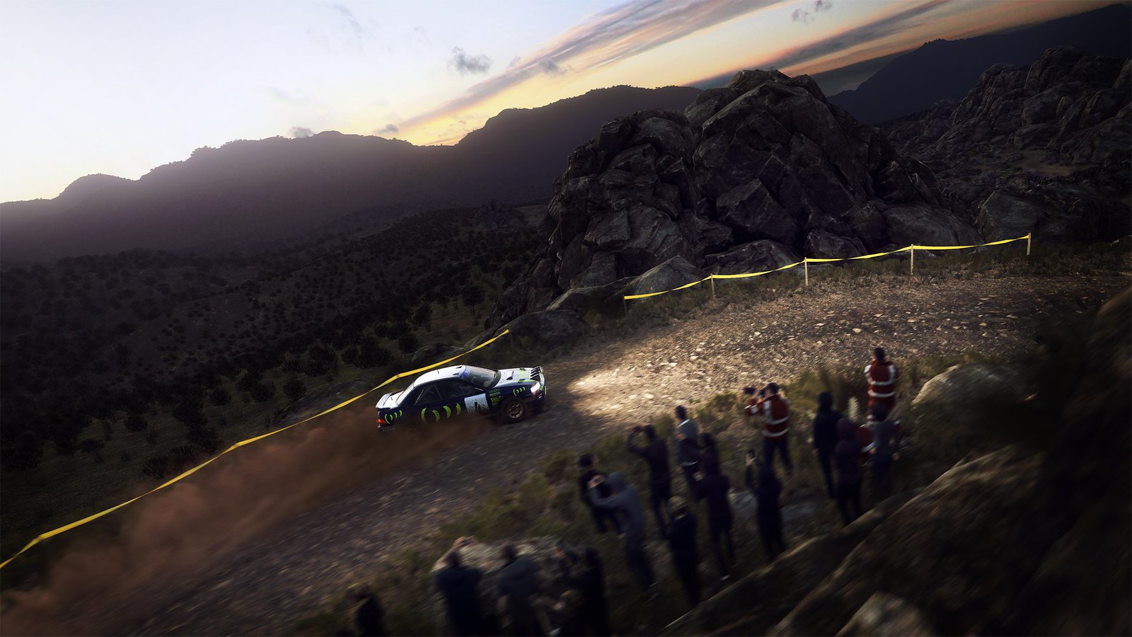 Dirt Rally 2 New screen 7