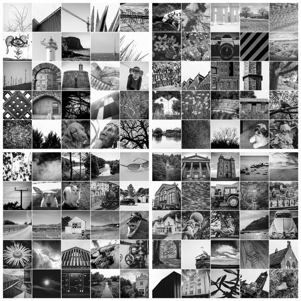 2018 100x Mosaic