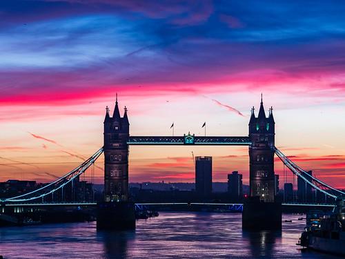 London on fire | by wonglp