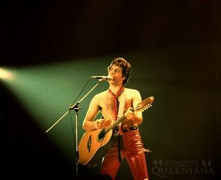 Queen live @ Birmingham - 1979