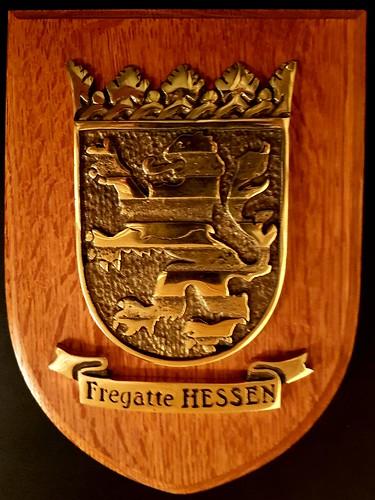 Wappen Fregatte Hessen