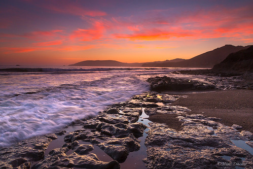 shellbeach clouds rocks seascape shoreline sunset waves longshutter longexposure ndfilter mimiditchie mimiditchiephotography getty gettyimages reversegradfilter