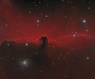 B33 Horsehead Nebula