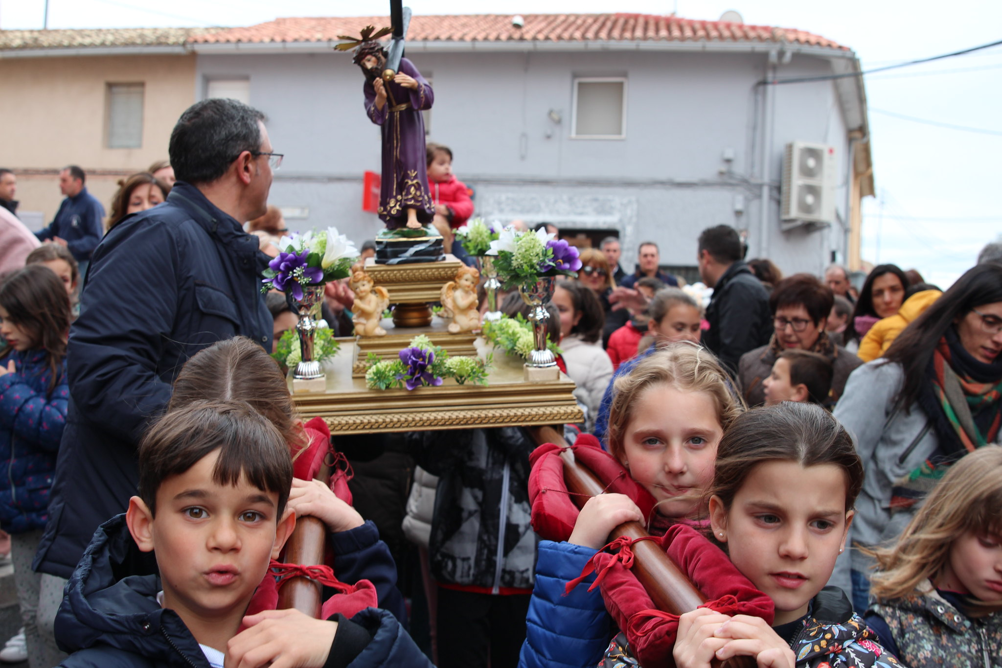 (2018-03-23) II Vía Crucis Infantil (Antonio José Verdú Navarro) (45)