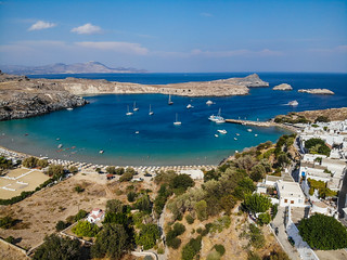 Lindos bay | by TimoOK