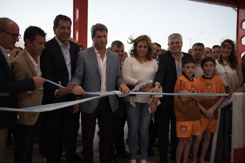 Inauguración de la Cancha Techada de Hockey sobre Patines del Club Social y Deportivo Aberastain  (3)
