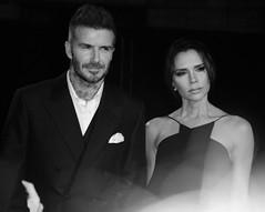 David & Victoria Beckham x Candid Portraits Ltd