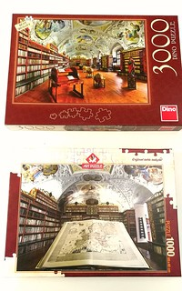 Big & Small - Strahov Library, Prague (boxes) | by Puzzabell