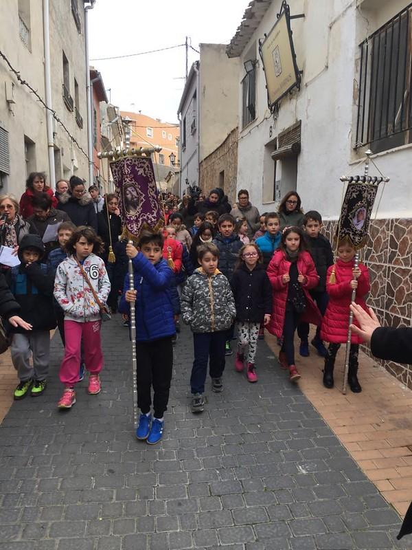 (2018-03-23) II Vía Crucis Infantil (Catequistas) (13)