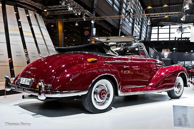 Mercedes Benz 300 SC Roadster - 1956