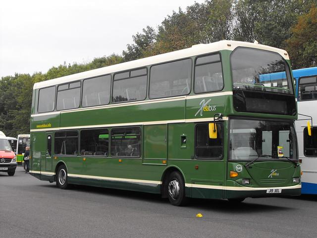 549, J19 XEL, Scania N94UD, East Lancs Body (H51-39F), 2004 (Ex-Nott) (t.2018) (2)