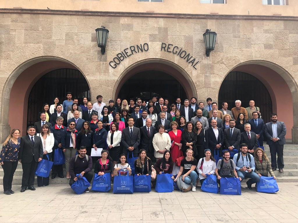 Acto inaugural del II Congreso Binacional de Investigación Científica