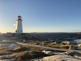 Peggy's Cove, Nova Scotia | by brownpau