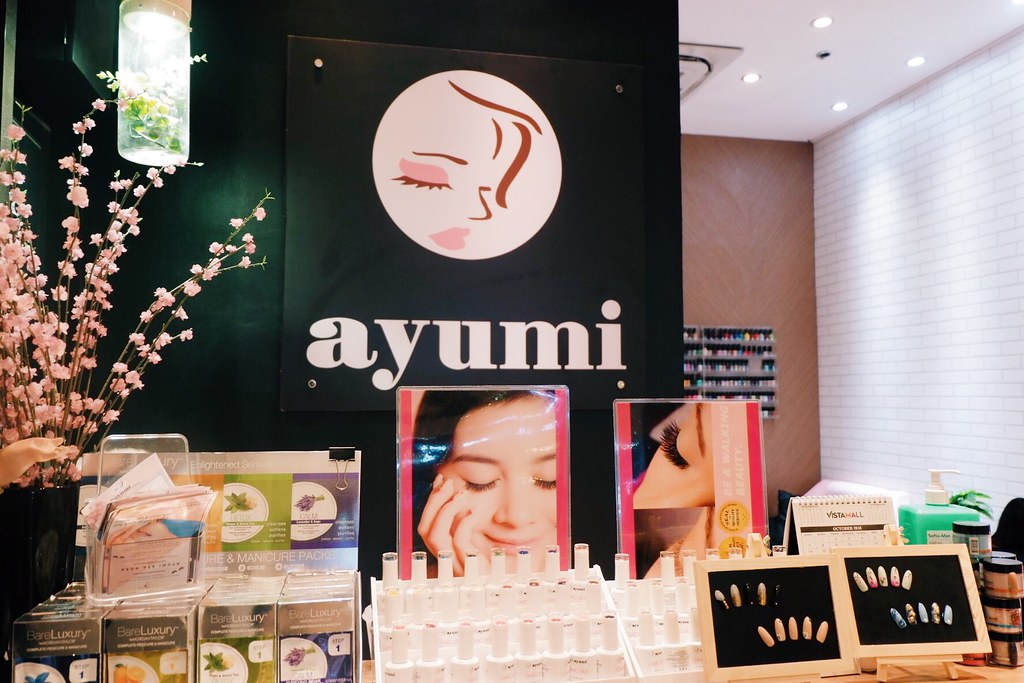 Ayumi Japan Eyelash Extensions and Nail Art