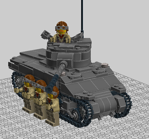 Sherman firefly 1:40 ish scale   the year is not over yet! t