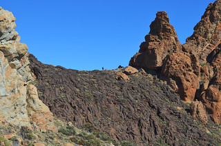 The lava flow, Teide National Park, Tenerife, Canary Islands | by BuzzTrips