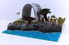 LEGO Star Wars: Rebel Hangar Base on Dantooine MOC! by Izavagooba