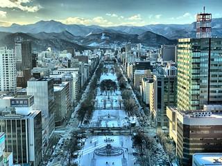 Sapporo, Hokkaido, Japan 2018 14 | by Travel Dave UK