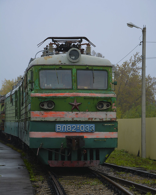 ВЛ82М-033 (быв. ВЛ82М-064)