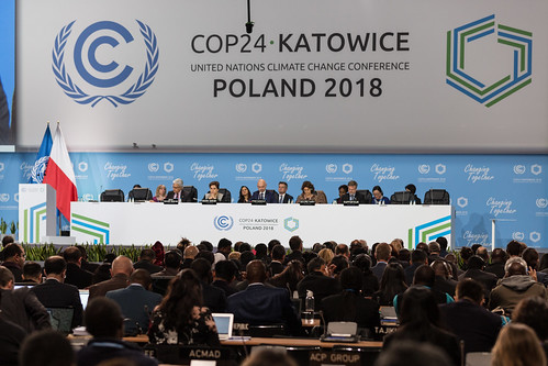 COP 24 opening plenary | by UNclimatechange
