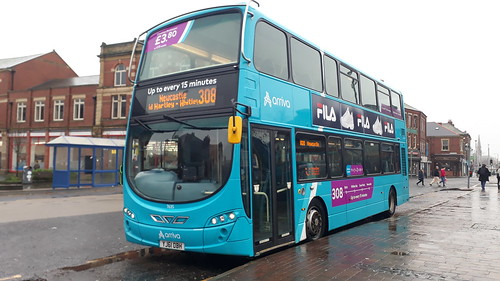 Arriva north east 7635 | by Cameron's bus photos
