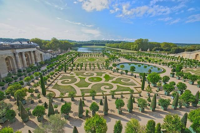 versailles - jardins