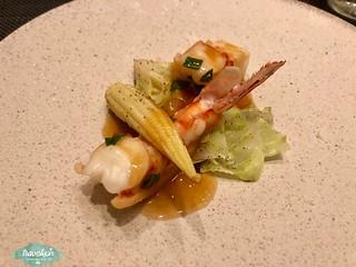 台北萬豪酒店 Mark's Teppanyaki   by Christabelle‧迴紋針