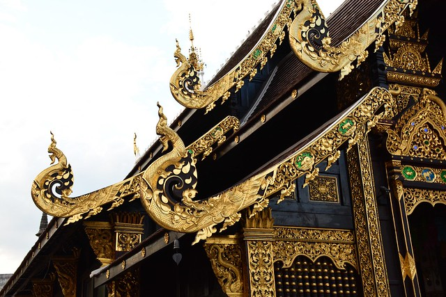 Wat Inthakhin Saduemuang (Chiang Mai, Thailand 2018)