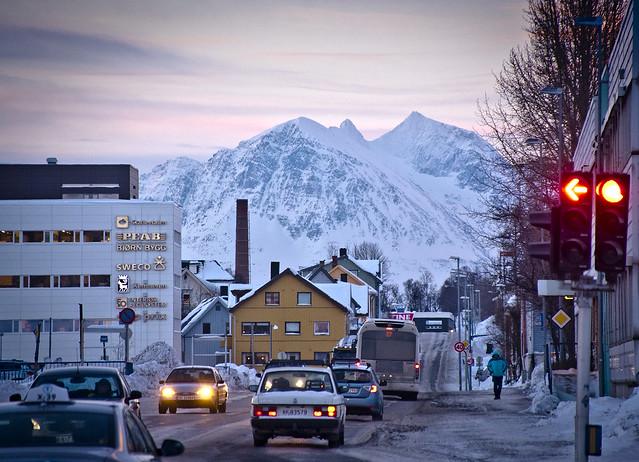 Un aire d'Alaska / An Alaskan air