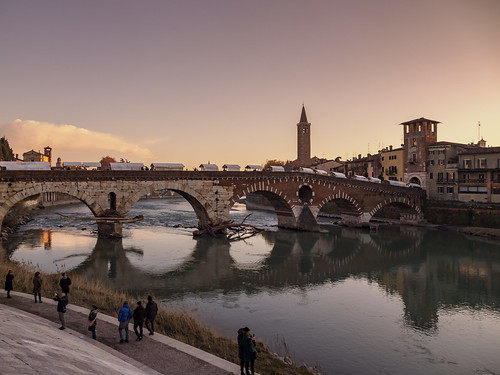 Ponte Pietra | by Riccardo Palazzani - Italy