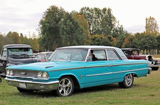 1963 Ford Galaxy 500 XL