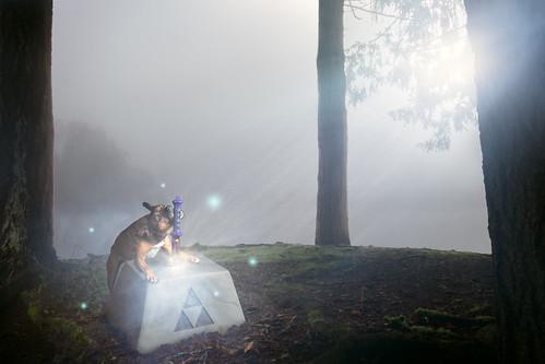 (01/52) Sword in the Stone | by Zach & Artsy