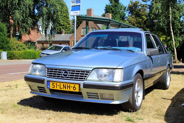 1985 Opel Senator 2.3 TD Automatic
