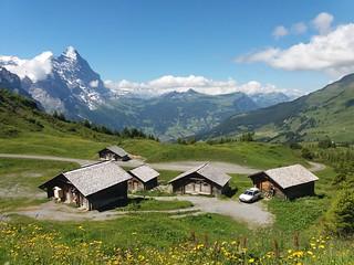 Grosse Scheidegg | by Monika Knight