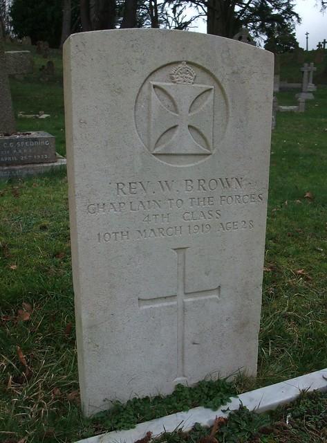 Rev. William Brown