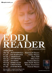 Eddi Reader - April 2019 Tour