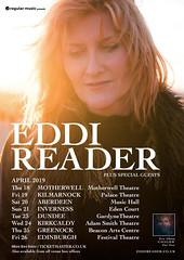 Eddi Reader - April 2019 Tour