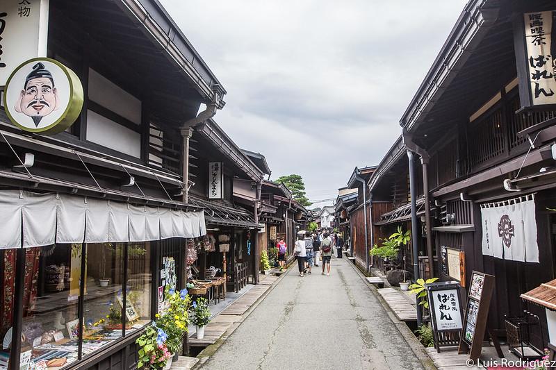 Takayama, uno de los destinos favoritos en los Alpes Japoneses