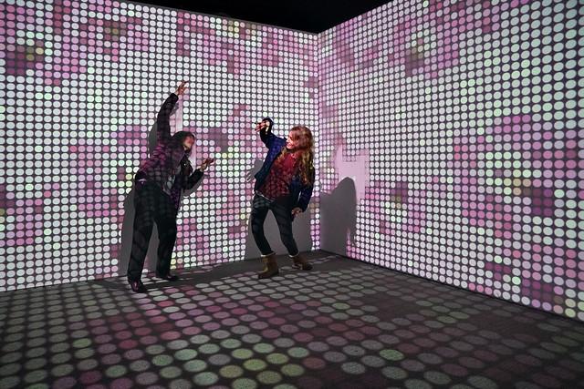 Dancing To Dots