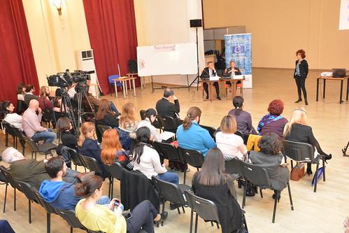 საუბრები ადამიანის უფლებებზე: თანასწორობა მნიშვნელოვანია 10.12.18 Discussions on Human Rights: Equality is Important
