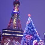 さっぽろホワイトイルミネーション2018 Sapporo White Illumination 2018