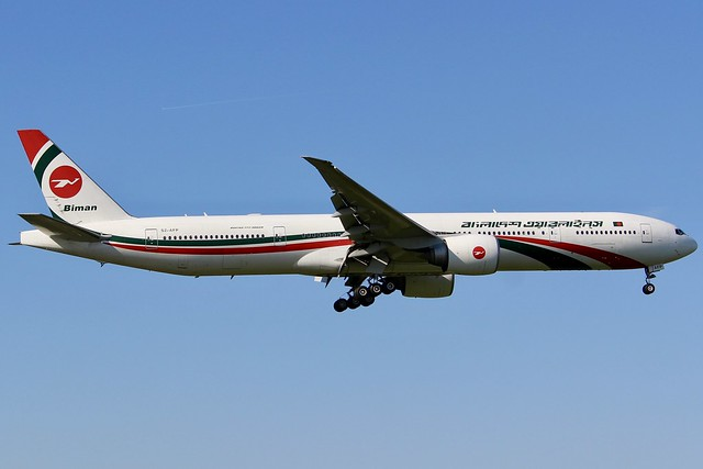 End Of The Year, Biman Changes Capacity...