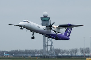FlyBe DH8D G-JECP (New livery) | by Werner Verbogt