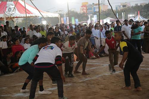 Kabbadi ground for Gents